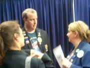 Steve Dickson and Laurie Steen RNC 2012 Delegates